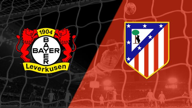 In Spanish - Bayer Leverkusen vs. Atletico Madrid (1st Knockout Round 1) (UEFA Champions League)