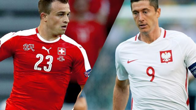 Switzerland vs. Poland (Round of 16) UEFA EURO 2016