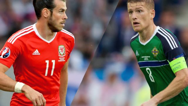 Wales vs. Northern Ireland (Round of 16) UEFA EURO 2016