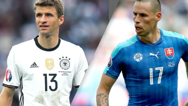 Germany vs. Slovakia (Round of 16) UEFA EURO 2016