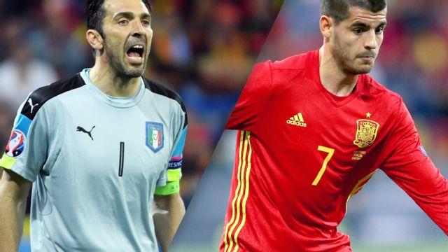 Italy vs. Spain (Round of 16) UEFA EURO 2016
