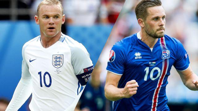 England vs. Iceland (Round of 16) UEFA EURO 2016
