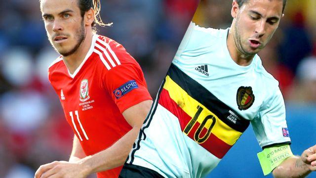 Wales vs. Belgium (Quarterfinal) UEFA EURO 2016