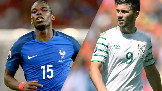 In Spanish - Francia vs. Irlanda (Round of 16) UEFA EURO 2016 (re-air)