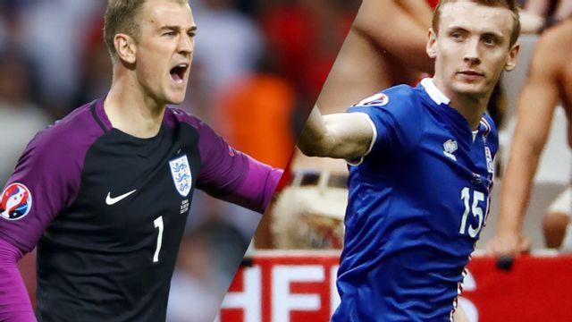 In Spanish - England vs. Iceland (Round of 16) UEFA EURO 2016