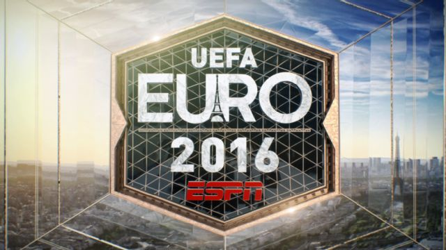 Aerial Multi View  - Italy vs. Spain (Round of 16) UEFA EURO 2016