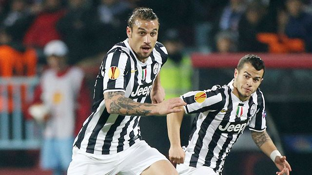 En Espa�ol - Juventus vs. Fiorentina (Round of 16, Leg 1)
