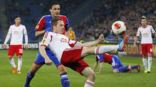 En Espa�ol - Salzburg vs. Basel (Round of 16, Leg 2)