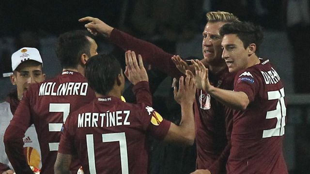 In Spanish - Athletic Bilbao vs. Torino (Round of 32, Second Leg) (UEFA Europa League) (re-air)