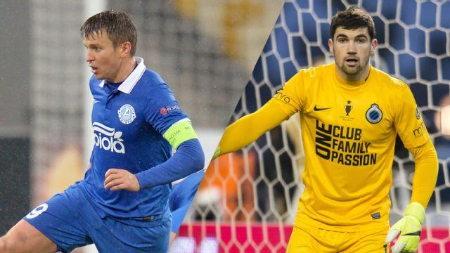 In Spanish - FC Dnipro Dnipropetrovsk vs. Club Brugge (Cuartos de Final, Partido de Vuelta) (UEFA Europa League) (re-air)