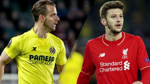 In Spanish - Villarreal vs. Liverpool (Semifinal - Partido de Ida) (UEFA Europa League) (re-air)