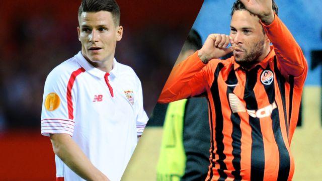 In Spanish - Sevilla vs. Shakhtar Donetsk (Semifinal - Partido de Vuelta) (UEFA Europa League)