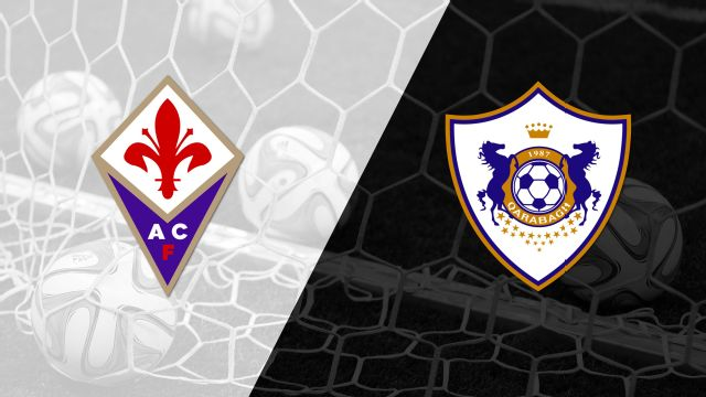 In Spanish - Fiorentina vs. Qarabag (Fase de grupos) (UEFA Europa League)