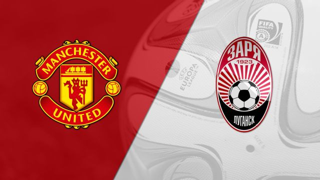 In Spanish - Manchester United vs. Zorya Luhansk (Fase de grupos) (UEFA Europa League)