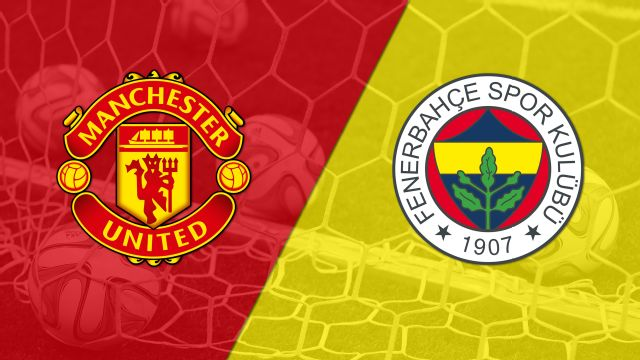 In Spanish - Manchester United vs. Fenerbache (Fase de grupos) (UEFA Europa League)