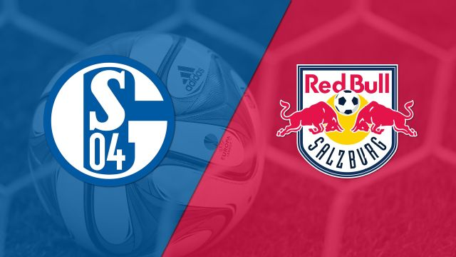 In Spanish - Schalke 04 vs. Salzburg (Fase de grupos) (UEFA Europa League)