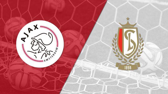 In Spanish - Ajax vs. Standard Liege (Fase de grupos) (UEFA Europa League)