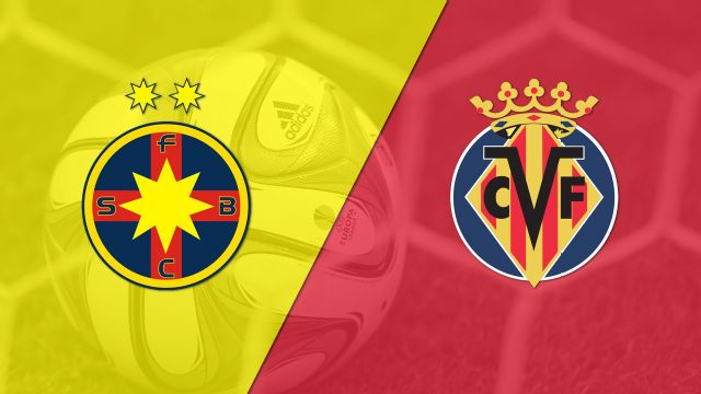 In Spanish - Steaua Bucuresti vs. Villarreal (Fase de grupos) (UEFA Europa League)