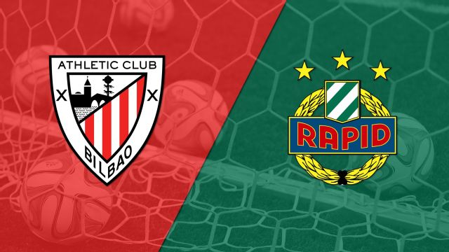 In Spanish - Athletic Club vs. SK Rapid Wien (Fase de grupos) (UEFA Europa League)