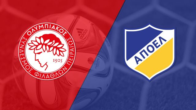 In Spanish - Olympiacos vs. APOEL FC (Fase de grupos) (UEFA Europa League)