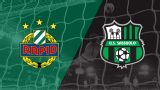In Spanish - SK Rapid Wien vs. Sassuolo (Fase de grupos) (UEFA Europa League)