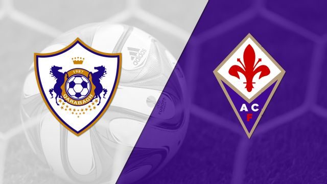 In Spanish - Qarabag vs. Fiorentina (Fase de grupos) (UEFA Europa League)