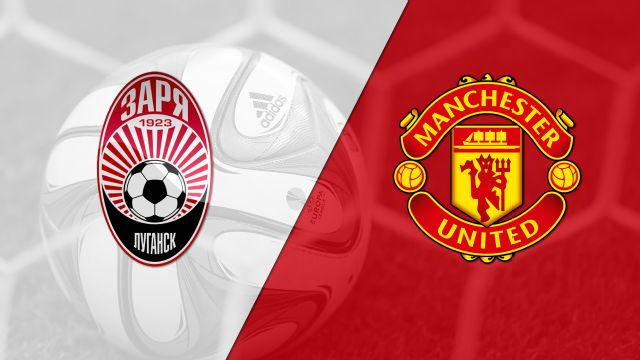 In Spanish - Zorya Luhansk vs. Manchester United (Fase de grupos) (UEFA Europa League)