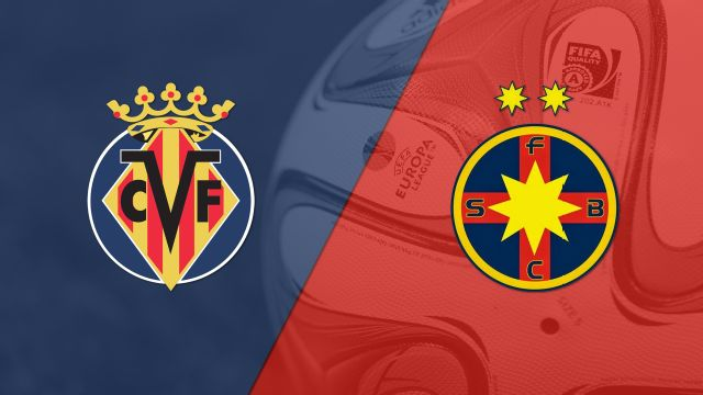 In Spanish - Villarreal vs. Steaua Bucuresti (Fase de grupos) (UEFA Europa League)