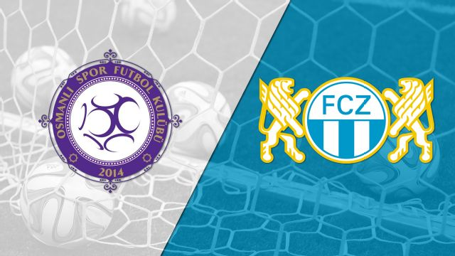 In Spanish - Osmanlispor A.S. vs. Zurich (Fase de grupos) (UEFA Europa League)