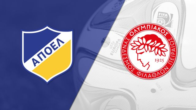In Spanish - APOEL FC vs. Olympiacos FC (Fase de grupos) (UEFA Europa League)