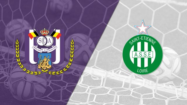 In Spanish - Anderlecht vs. Saint Etienne (Fase de grupos) (UEFA Europa League)