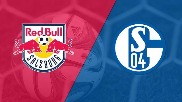 In Spanish - FC Salzburg vs. Schalke 04 (Fase de grupos) (UEFA Europa League)
