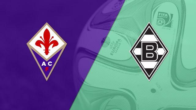 In Spanish - Fiorentina vs. Borussia Monchengladbach (Round of 32, Second Leg) (UEFA Europa League)