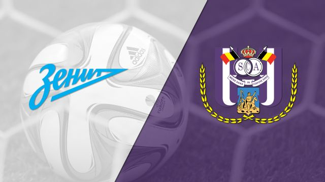In Spanish - Zenit vs. Anderlecht (Round of 32, Second Leg) (UEFA Europa League)