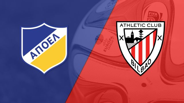 In Spanish - APOEL FC vs. Athletic Club (Round of 32, Second Leg) (UEFA Europa League)