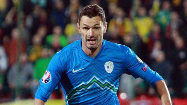 Slovenia vs. San Marino (UEFA Europa 2016 Qualifier)
