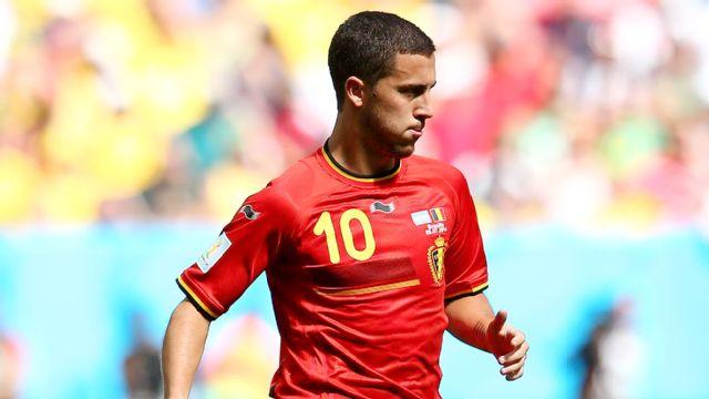Belgium vs. Cyprus (UEFA Europa 2016 Qualifier)