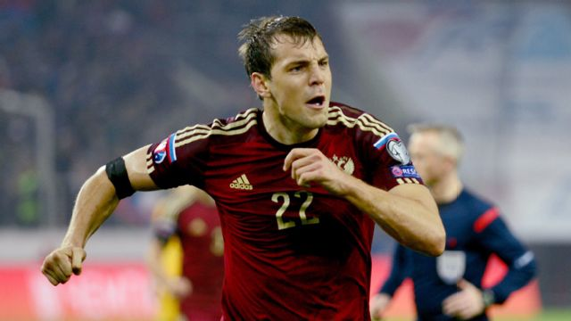In Spanish - Rusia vs. Suecia (UEFA Euro 2016 Qualifier)