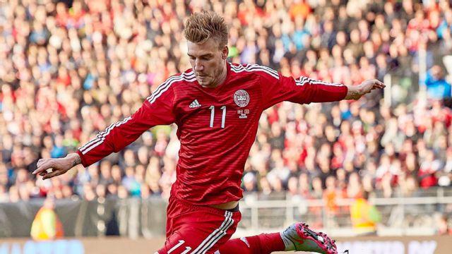Denmark vs. Albania (UEFA Euro 2016 Qualifier)