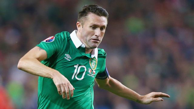 Gibraltar vs. Republic of Ireland (UEFA Euro 2016 Qualifier)