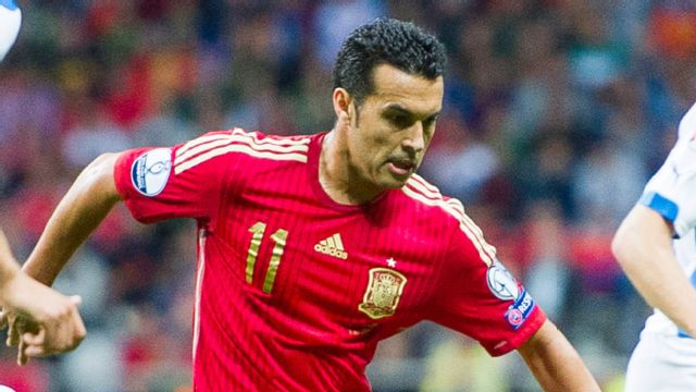 In Spanish - Espa�a vs. Luxemburgo (UEFA Euro 2016 Qualifier)