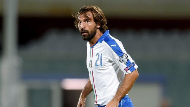 In Spanish - Azerbaijan vs. Italia (UEFA Euro 2016 Qualifier)