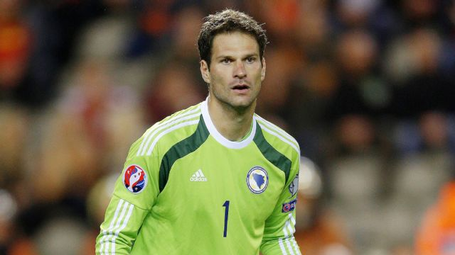 In Spanish - Bosnia-Herzegovina vs. Gales (UEFA Euro 2016 Qualifier)