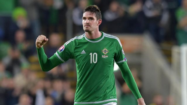 Northern Ireland vs. Greece (UEFA Euro 2016 Qualifier)
