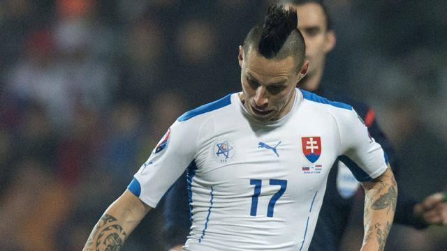 Slovakia vs. Belarus (UEFA Euro 2016 Qualifier)