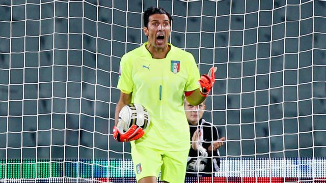 Azerbaijan vs. Italy (UEFA Euro 2016 Qualifier)