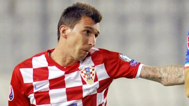 Croatia vs. Bulgaria (UEFA Euro 2016 Qualifier)