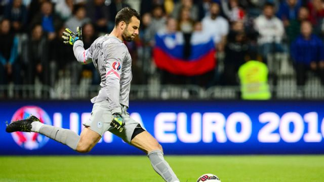 San Marino vs. Slovenia (UEFA Euro 2016 Qualifier)