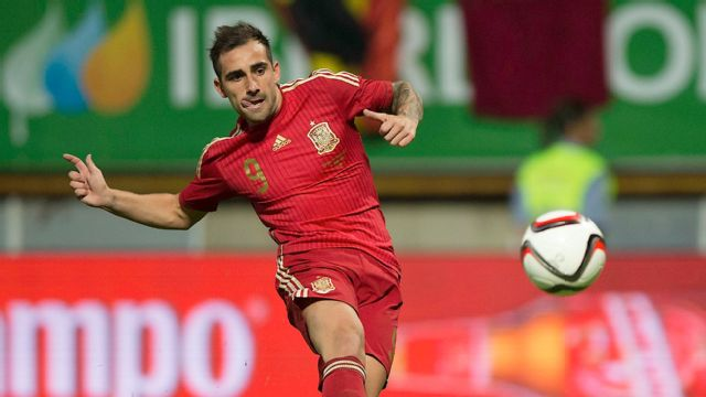 Spain vs. Luxembourg (UEFA Euro 2016 Qualifier)