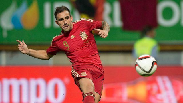 Spain vs. Luxembourg (UEFA Euro 2016 Qualifier)